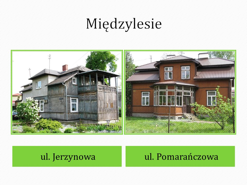 ul. Jerzynowaul. Pomarańczowa
