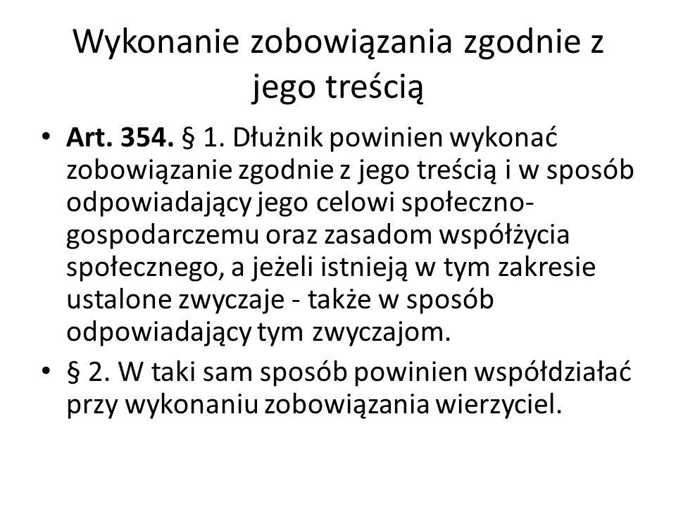 Duża clausula rebus sic stantibus Przesłanki takie same jak w przypadku kazusu I.