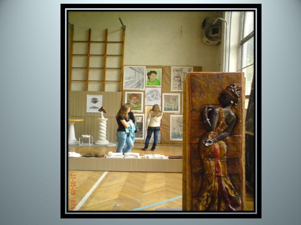 Zach ę cam wszystkich do zwiedzenia wystawy w Liceum Plastycznym oraz udziału w aukcji dzieł – w dniu 7 czerwca 2009 r.