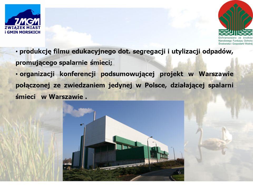 Celem konferencji będzie przedstawienie problemów związanych z gospodarką odpadami w Polsce oraz wypracowanie najbardziej optymalnych rozwiązań tych problemów.