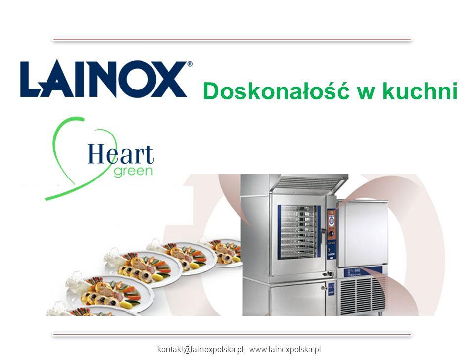 LAINOX HEART nie pozostawia operatora samego sobie.