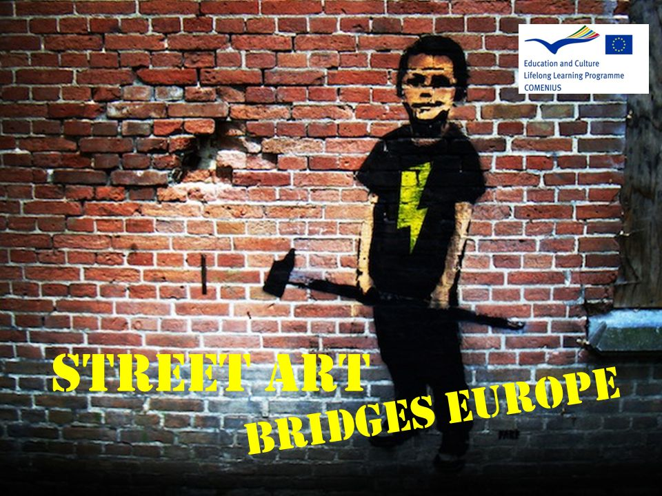Bridges europe STREET ART