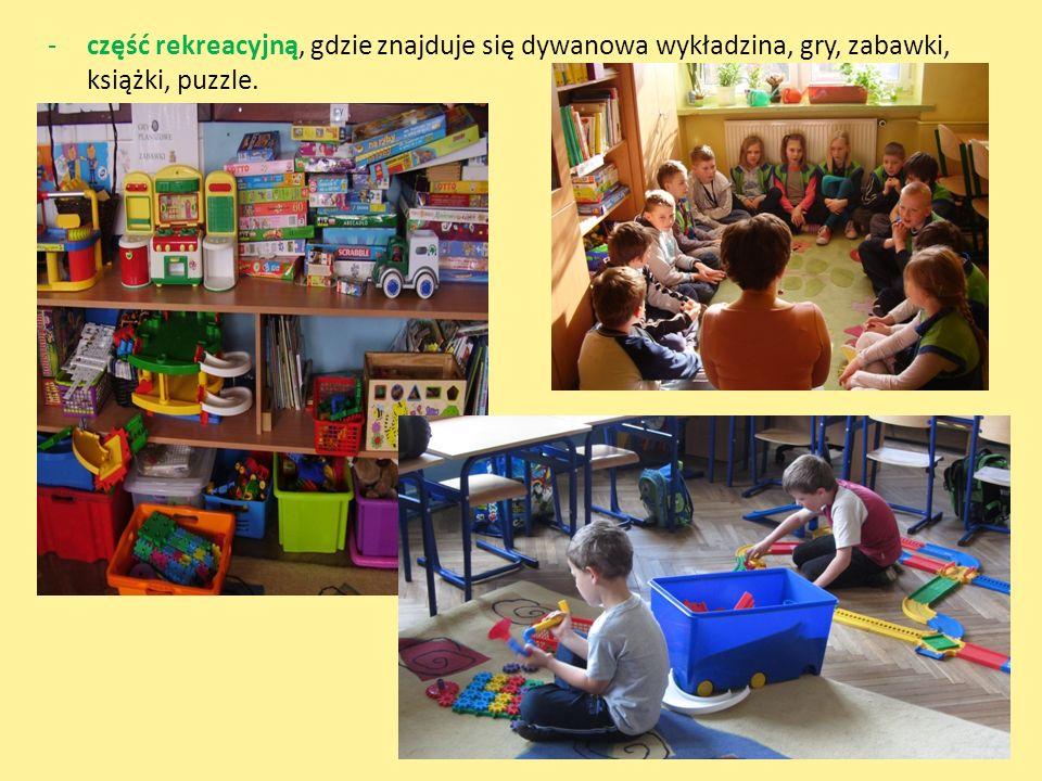Dla uczniów klas młodszych, którzy mają trudności dydaktyczne lub adaptacyjne zorganizowana jest pomoc psychologiczno – pedagogiczna zakładamy Karty Indywidualnych Potrzeb Ucznia opracowujemy Plany Działań Wspierających uczniowie uczęszczają na zajęcia wyrównawcze, uspołeczniające, rewalidacyjne, socjoterapeutyczne, terapię pedagogiczną, zajęcia logopedyczne, TUS ( Trening Umiejętności Społecznych) Dzieci są objęte pomocą wolontariuszy z Akademii Przyszłości, stowarzyszenia Wiosna Porad udzielają specjaliści: pedagog, psycholog i logopeda