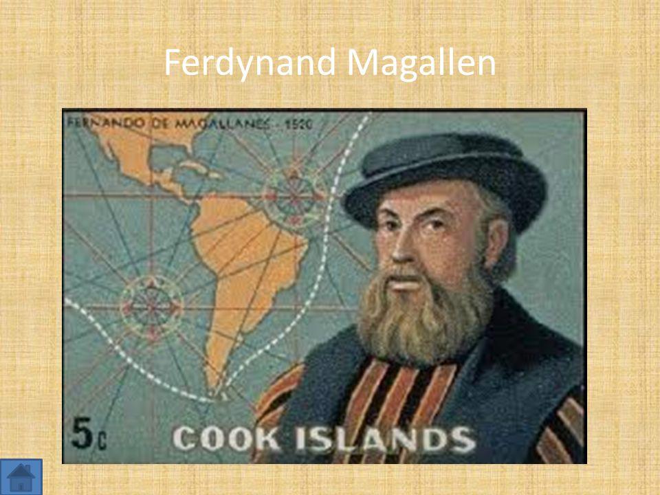 Ferdynand Magallen