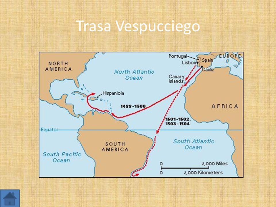 Trasa Vespucciego