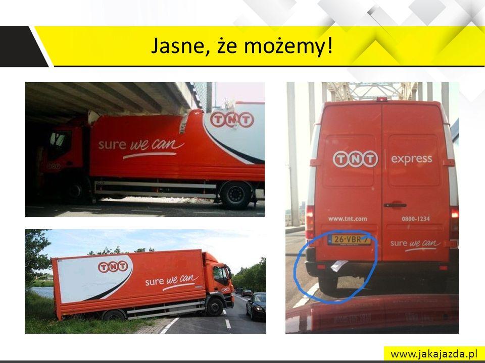 Logo firmy a prewencja W zeszłym roku stałem w korku w Cieszynie i dwa tiry złośliwie blokowaly oba pasy.