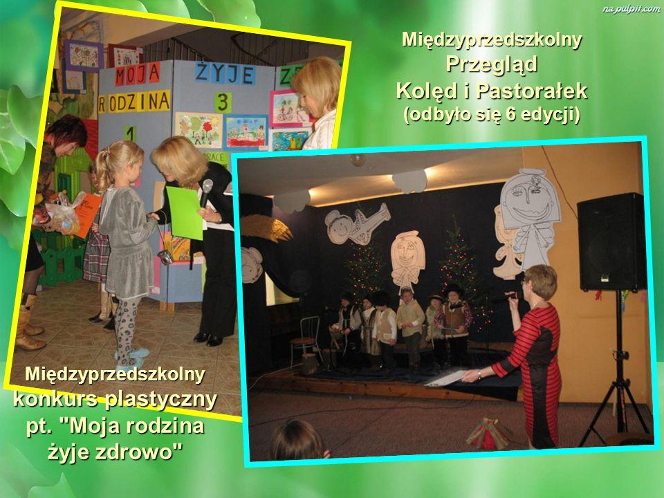 Międzyprzedszkolny konkurs plastyczny pt.