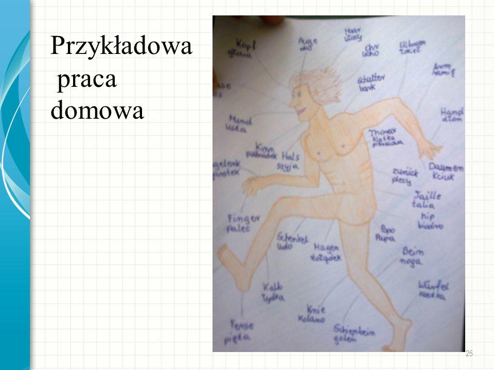 Przykładowa praca domowa 25