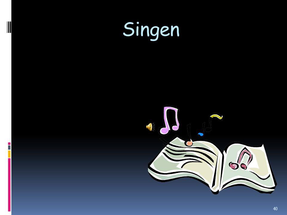 Singen 40