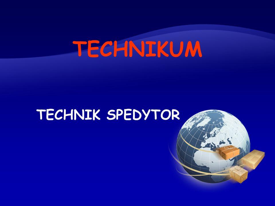 TECHNIK SPEDYTOR