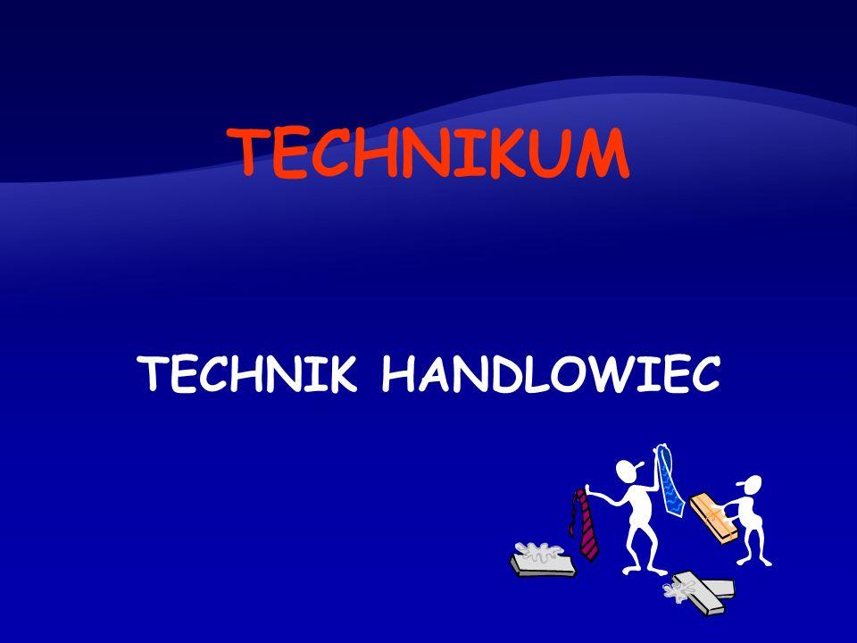 TECHNIK HANDLOWIEC