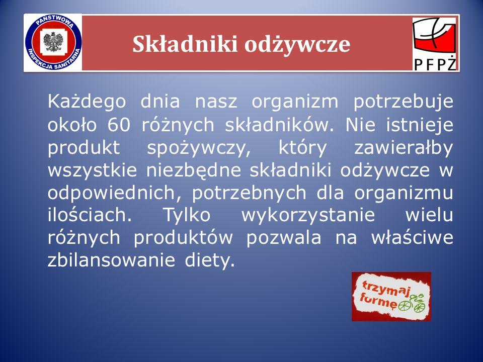 Zasady zdrowego żywienia dzieci i młodzieży w wieku szkolnym 8.