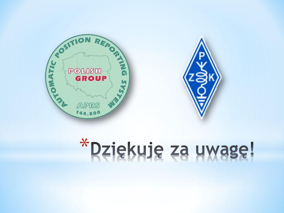 * Ponad 40 tysięcy użytkowników na świecie * Około 1000 użytkowników w Polsce * W Polsce na przestrzeni roku pojawiło się około 3500 znaków * Około 150 przekaźników pracujących w Polsce * 360 członków Specjalistycznego Klubu PZK - Polska Grupa APRS