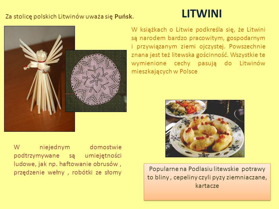 W książkach o Litwie podkreśla się, że Litwini są narodem bardzo pracowitym, gospodarnym i przywiązanym ziemi ojczystej. Powszechnie znana jest też li