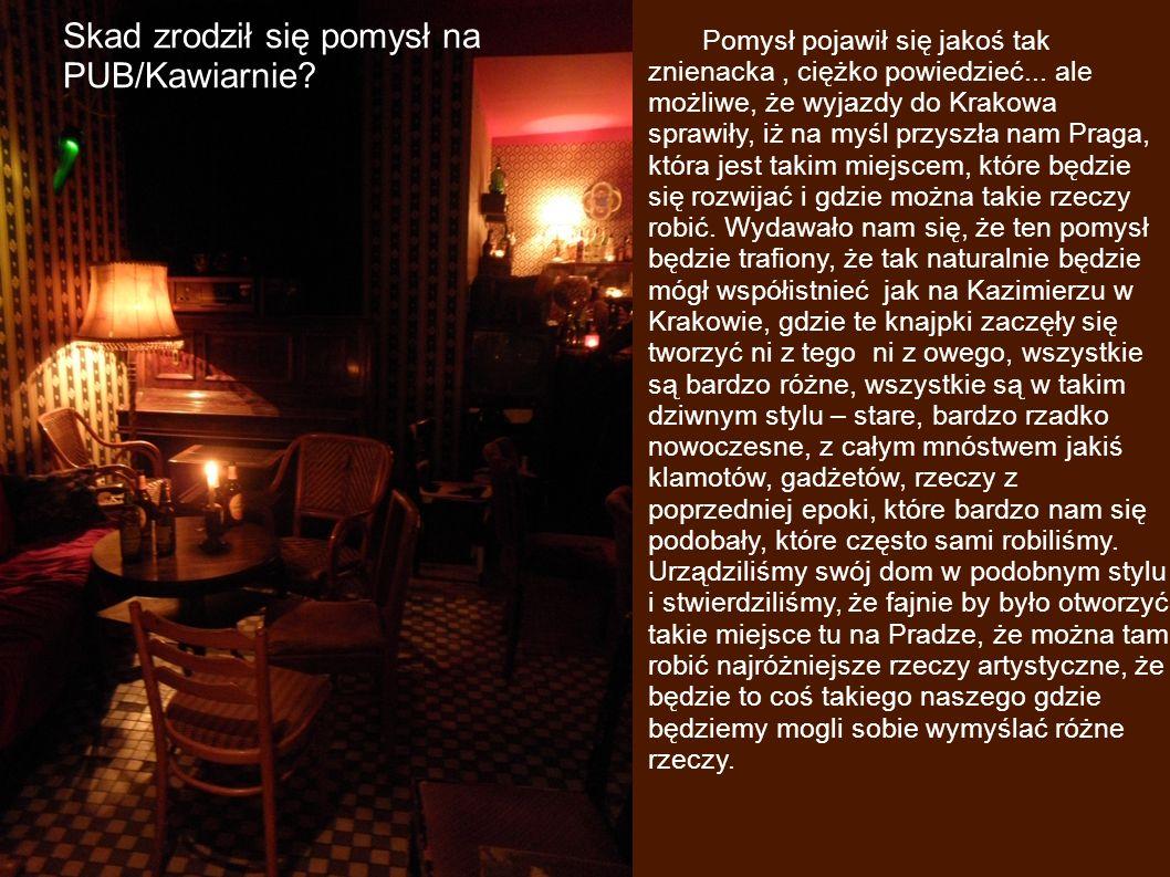 Pomysł pojawił się jakoś tak znienacka, ciężko powiedzieć... ale możliwe, że wyjazdy do Krakowa sprawiły, iż na myśl przyszła nam Praga, która jest ta