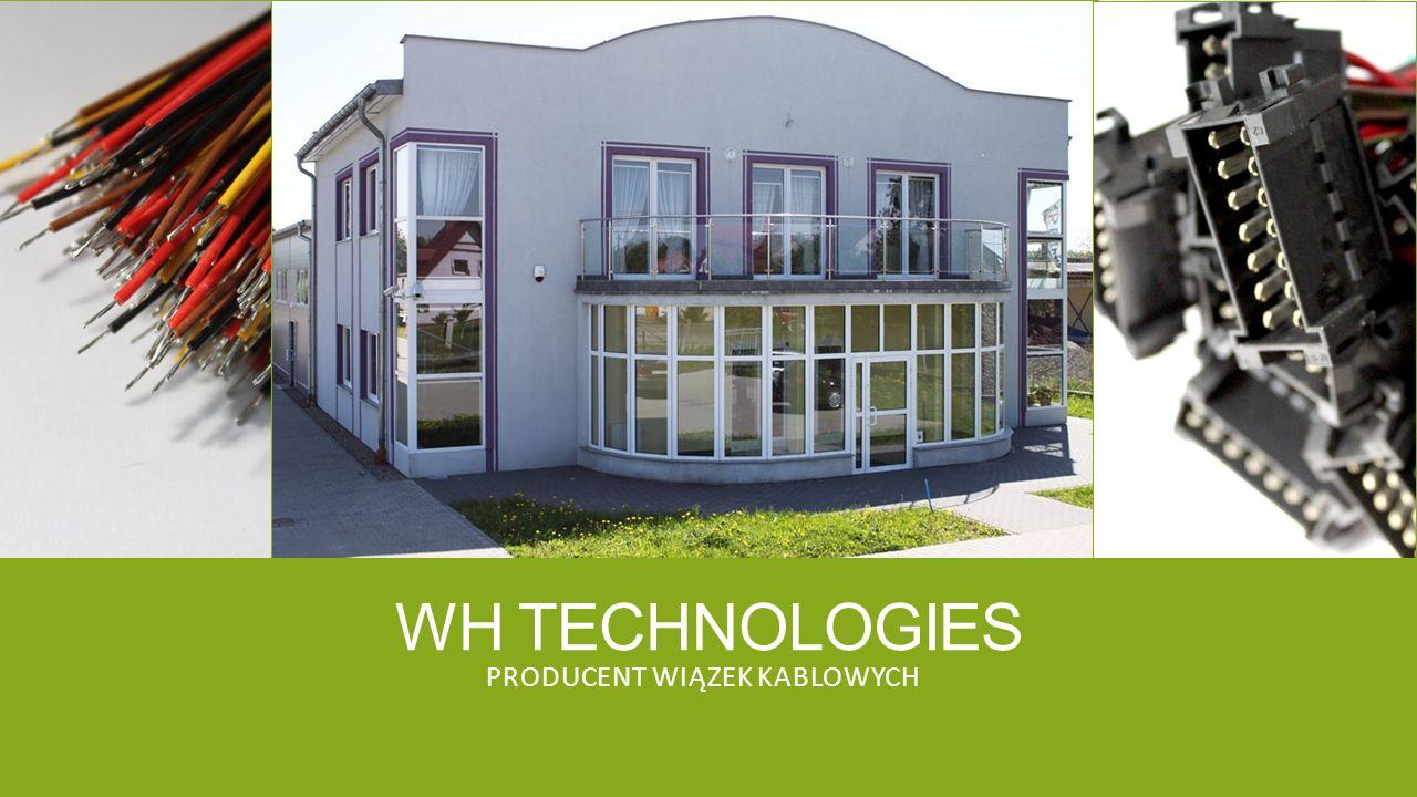 WH TECHNOLOGIES PRODUCENT WIĄZEK KABLOWYCH