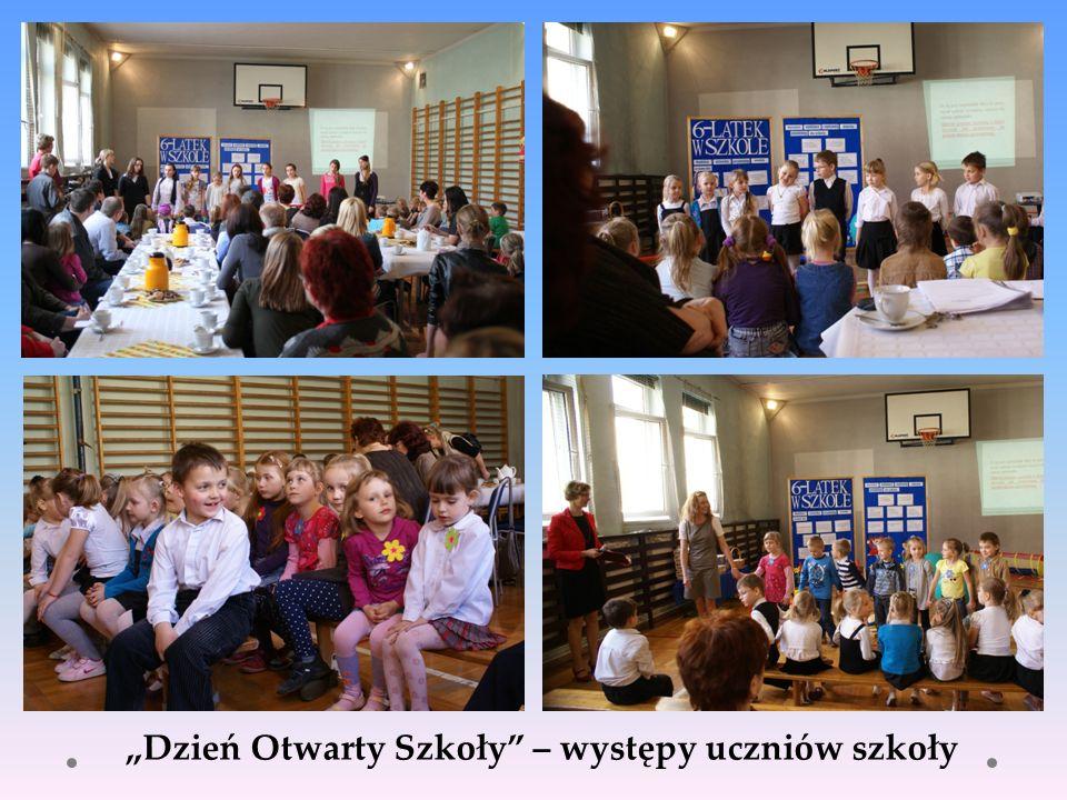Dzień Otwarty Szkoły – występy uczniów szkoły