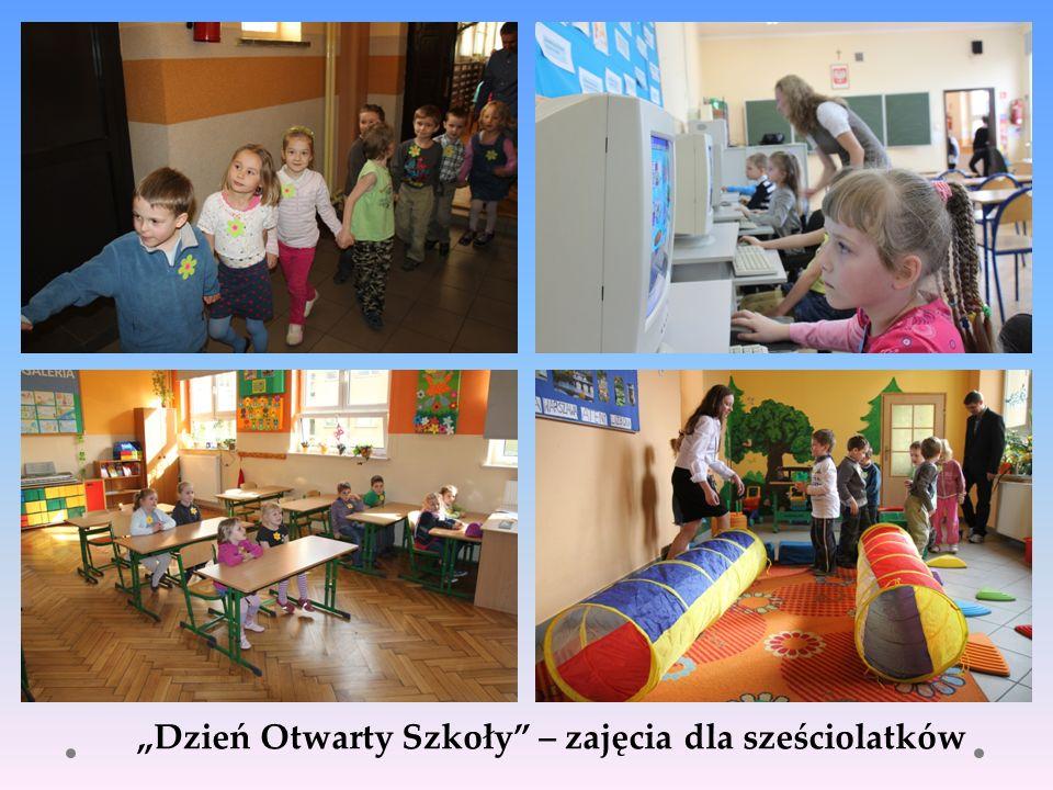 Dzień Otwarty Szkoły – zajęcia dla sześciolatków