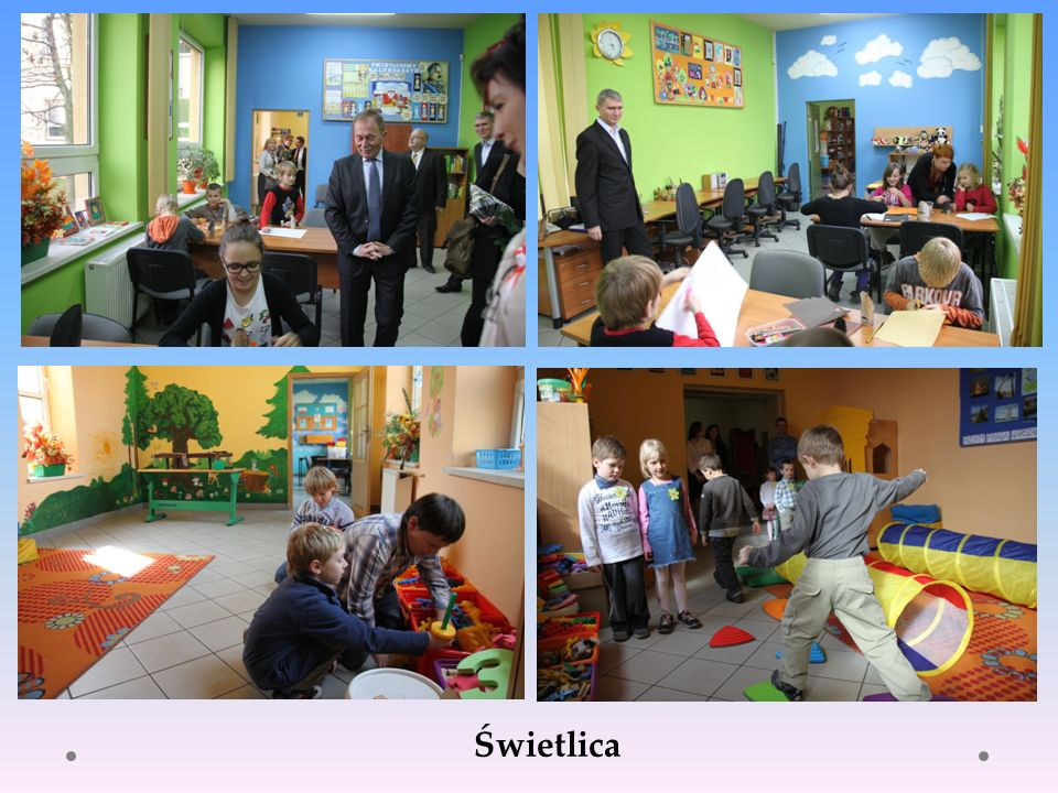Wszystkie te działania były możliwe do zrealizowania dzięki współpracy gminy, dyrekcji przedszkola i szkoły, nauczycieli oraz rodziców.