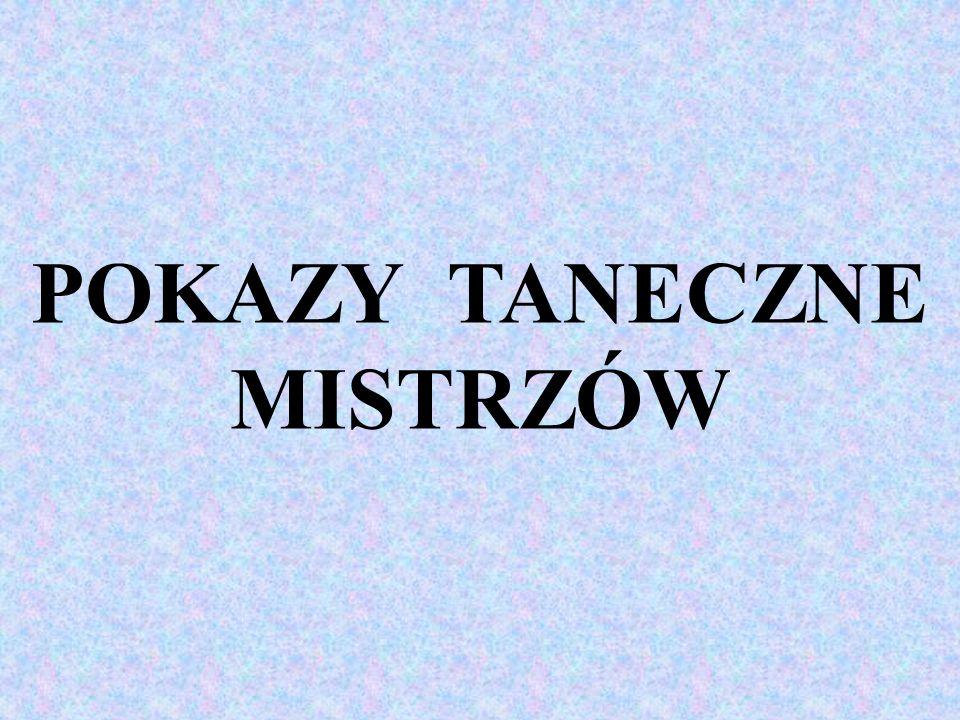 Dziękujemy! Na naukę tańca zapraszamy do: Tito Dance Studio www.titodancestudio.pl