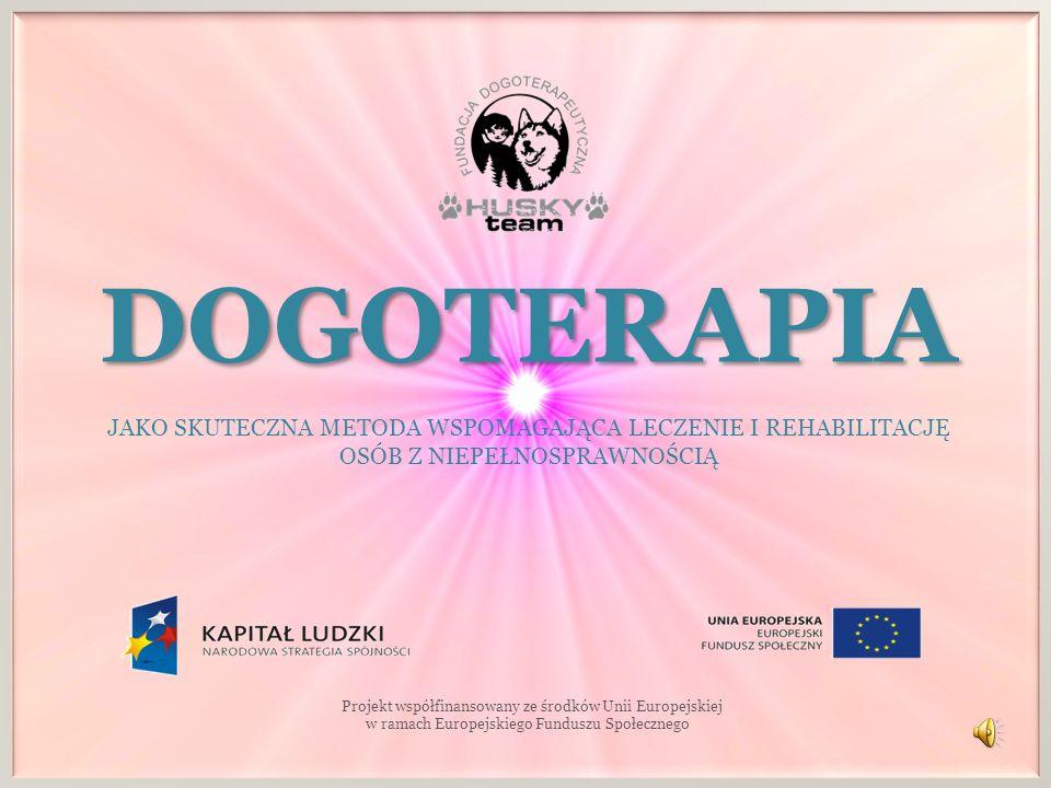 Psy terapeuci na zawsze zmieniają życie osób, z którymi się spotykają…