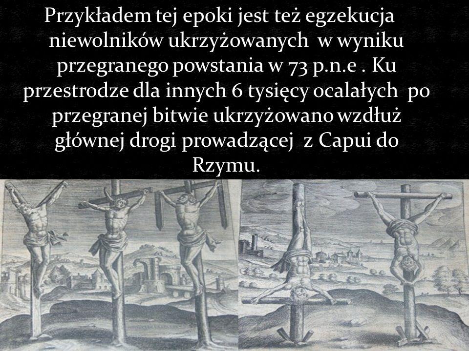 W średniowieczu rodzaj kary śmierci zależał od stanu skazanego: rycerzy i możnowładców ścinano mieczem, mieszczan ścinano toporem, chłopów wieszano.