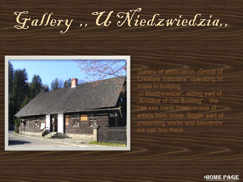 Gallery of association Group of Creators Vistulans