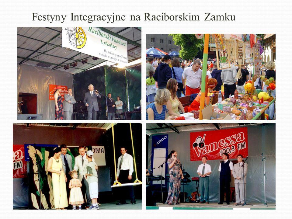 Festyny Integracyjne na Raciborskim Zamku
