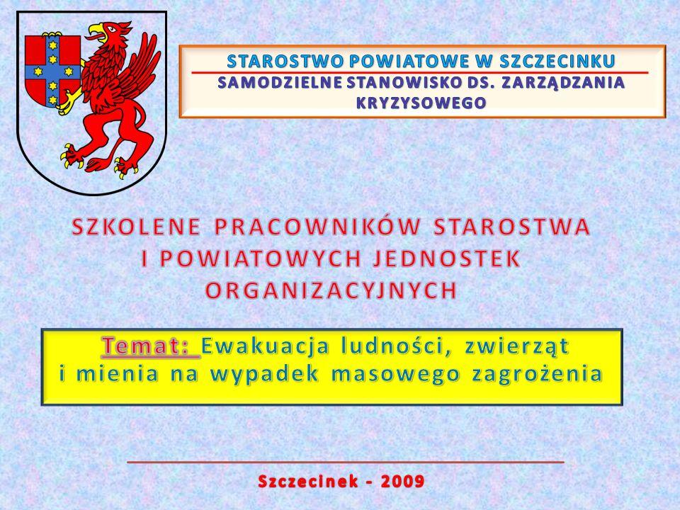 Wstęp - Ewakuacja Ewakuacja (łac.