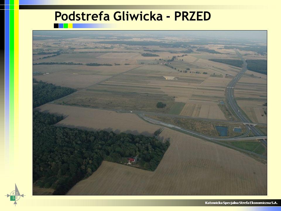 Katowicka Specjalna Strefa Ekonomiczna S.A. Podstrefa Gliwicka - PRZED Katowicka Specjalna Strefa Ekonomiczna S.A.