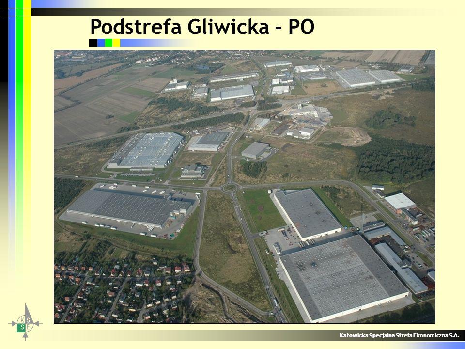 Podstrefa Tyska - PRZED Katowicka Specjalna Strefa Ekonomiczna S.A.