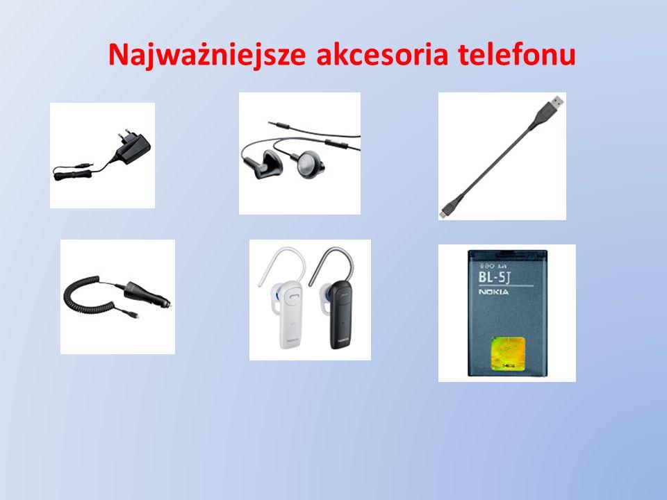 Oprogramowanie współczesnego telefonu = system operacyjny = Android, Symbian, Nokia OS, Windows Mobile = personalizacja ustawień, wyglądu i funkcjonalności telefonu = obsługa podstawowych funkcji telefonu (rozmowy, SMS, MMS, rejestry, etc.) = obsługa łączności z innym sprzętem i otoczeniem telefonu = obsługa aktualizacji oprogramowania systemowego = oprogramowanie użytkowe = obsługa multimediów = obsługa Internetu = obsługa poczty elektronicznej = oprogramowanie komercyjne = bezpieczeństwo oprogramowania telefonu = infekcja oprogramowaniem szkodliwym z Internetu = uszkodzenia spowodowane wadliwym oprogramowaniem komercyjnym = uszkodzenia wynikłe z wadliwej aktualizacji oprogramowania systemowego w związku z tym należy pamiętać, aby: = nie aktualizować systemu operacyjnego bez potrzeby = usuwać z telefonu zbędne oprogramowanie = nie ściągać do telefonu nieznanego oprogramowania