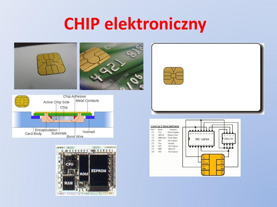 CHIP elektroniczny