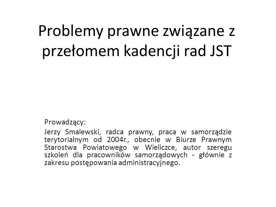 Odprawa Ust.o pracownikach samorządowych Art. 40.