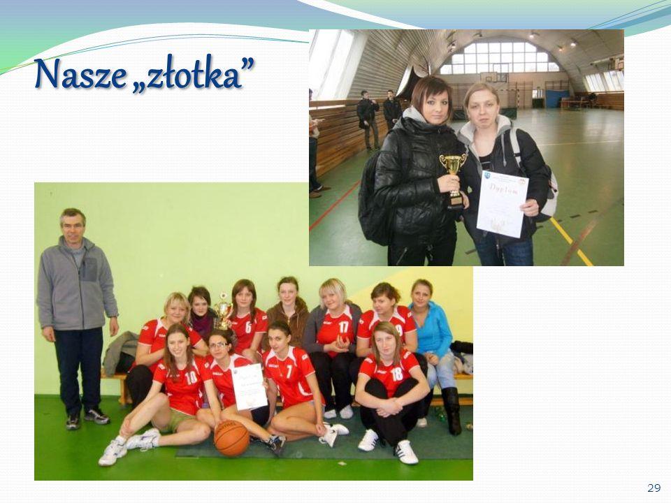 …I ich sukcesy w roku 2010-12 I miejsce w Mistrzostwach Powiatu w Piłce Ręcznej Kobiet I miejsce w Powiatowych Mistrzostwach LZS w Piłce Koszykowej Kobiet.