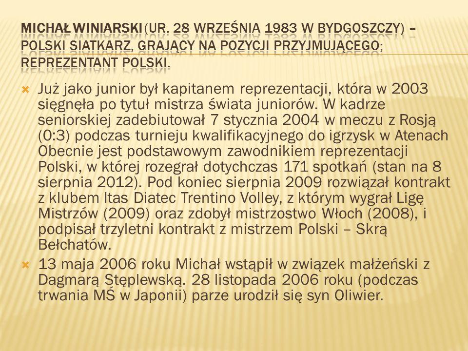 Już jako junior był kapitanem reprezentacji, która w 2003 sięgnęła po tytuł mistrza świata juniorów. W kadrze seniorskiej zadebiutował 7 stycznia 2004