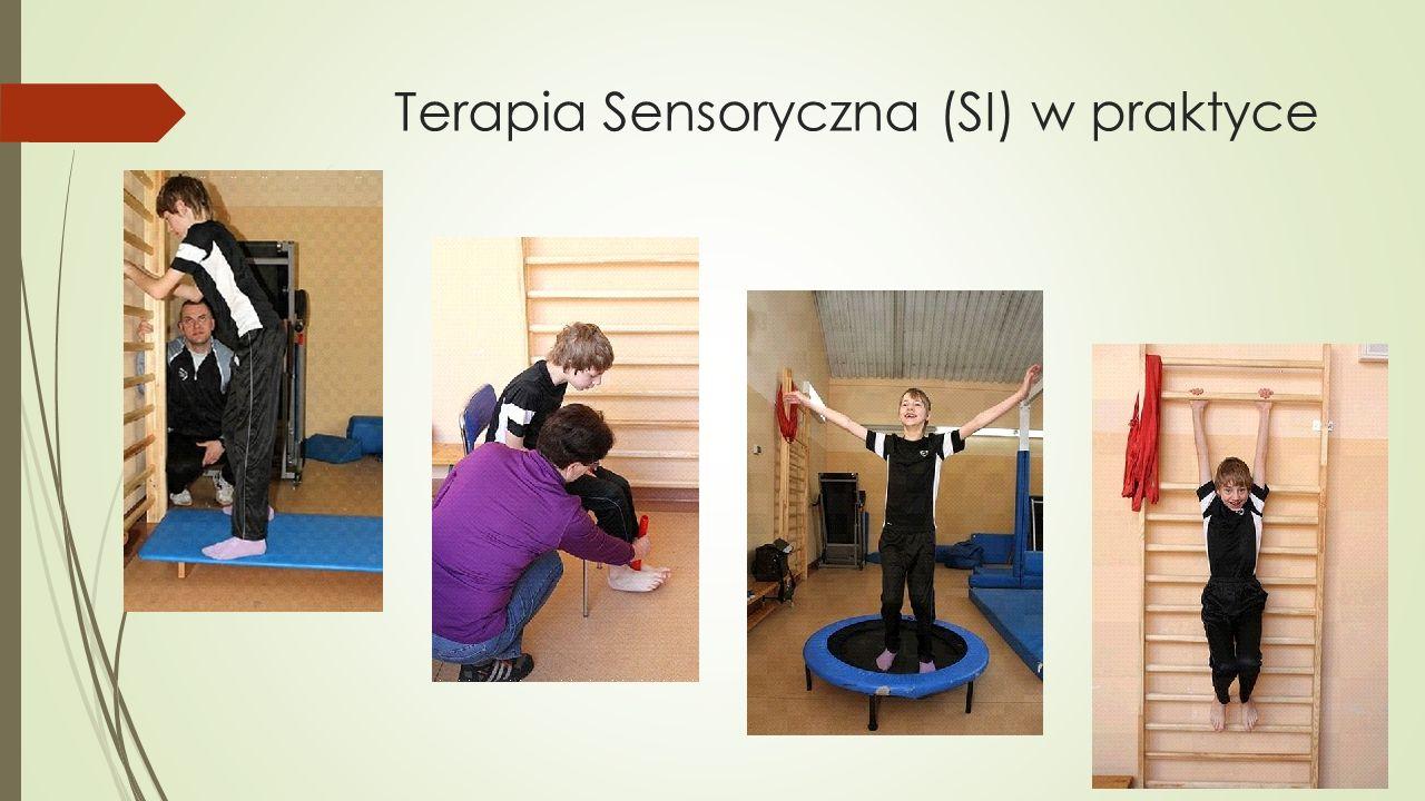 Terapia Sensoryczna (SI) w praktyce