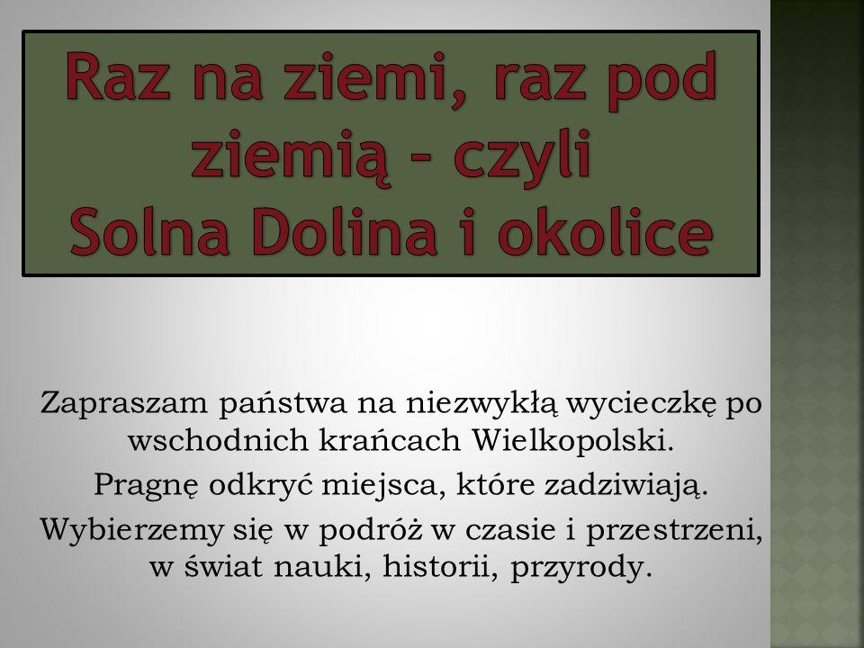 Zapraszam państwa na niezwykłą wycieczkę po wschodnich krańcach Wielkopolski. Pragnę odkryć miejsca, które zadziwiają. Wybierzemy się w podróż w czasi