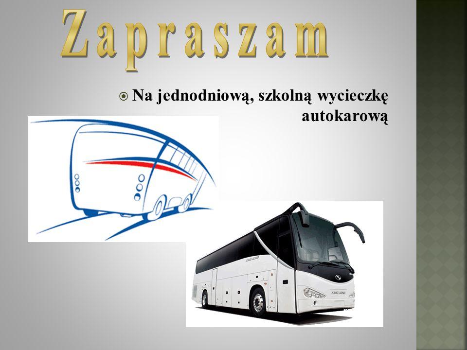 Przejazd z Borysławic do Koła Odległość: 15 km.