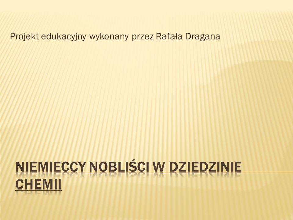Projekt edukacyjny wykonany przez Rafała Dragana