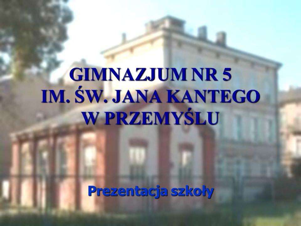 Gimnazjum nr 5 im.św.