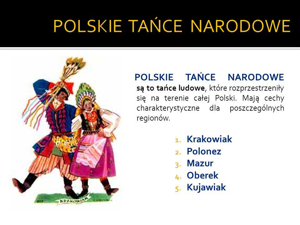 Krakowiak żywy, polski taniec ludowy z okolic Krakowa, zaliczany do polskich tańców narodowych, w metrum 2/4 i w charakterystycznym, synkopowanym rytmie.