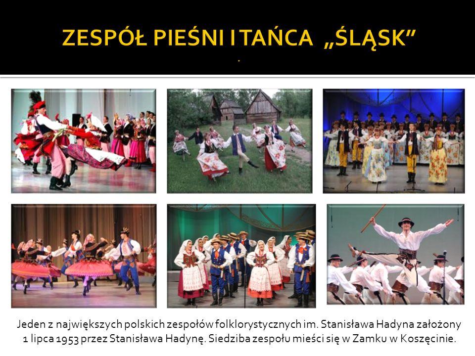 Kulturę regionu śląskiego cechuje zróżnicowanie, będące efektem przenikania się różnych tradycji kulturowych Zespół pieśni i tańca Śląsk
