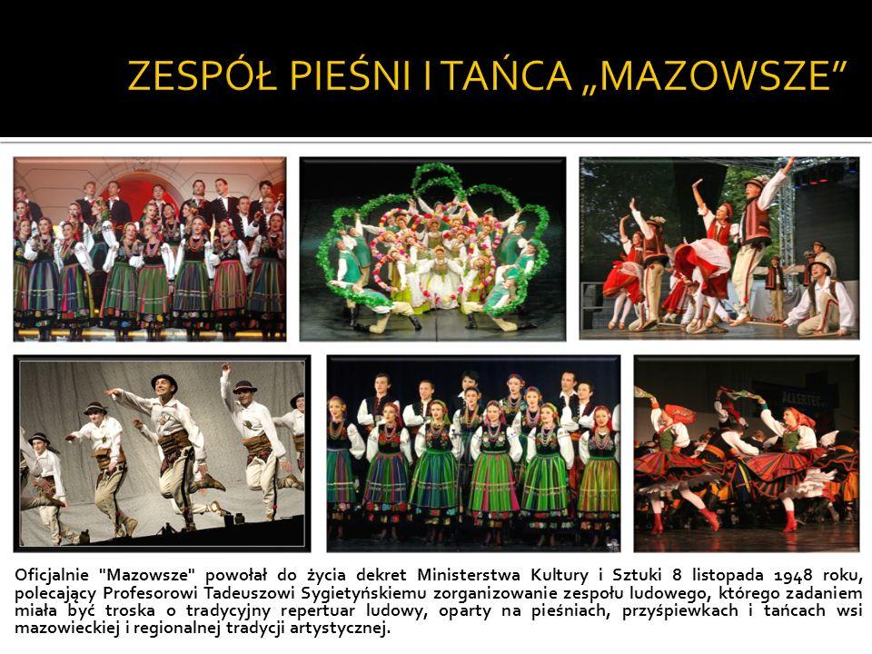 O MAZOWSZU wzmiankowano już w wieku dziesiątym, w dobie budowy państwa polskiego.