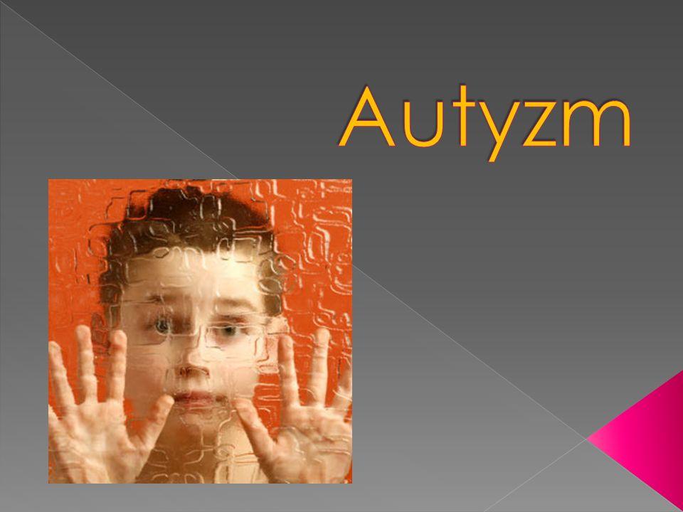 Autyzm wczesnodziecięcy – to zespół poważnych zaburzeń rozwojowych dziecka, manifestujących się do 30 miesiąca życia, związanych z wrodzonymi dysfunkcjami układu nerwowego.
