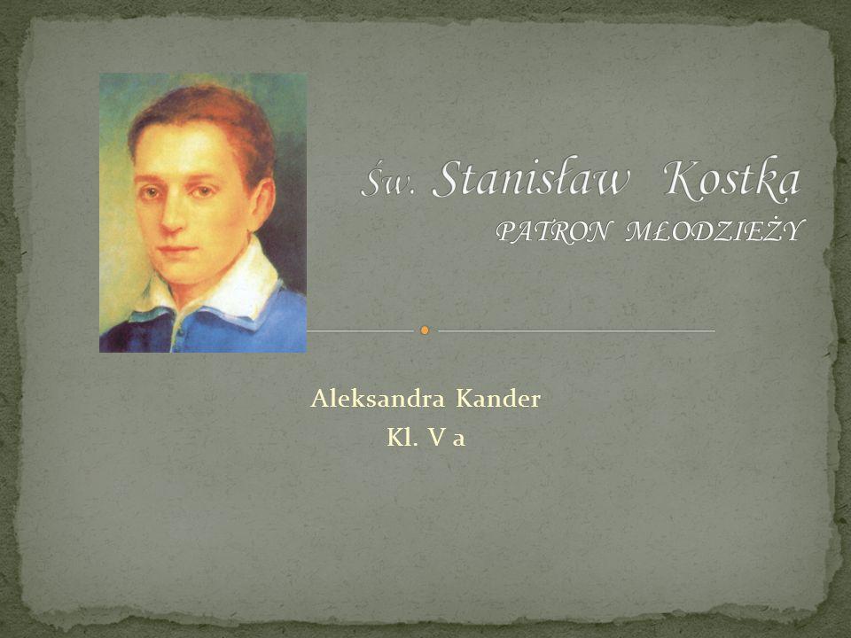 Aleksandra Kander Kl. V a