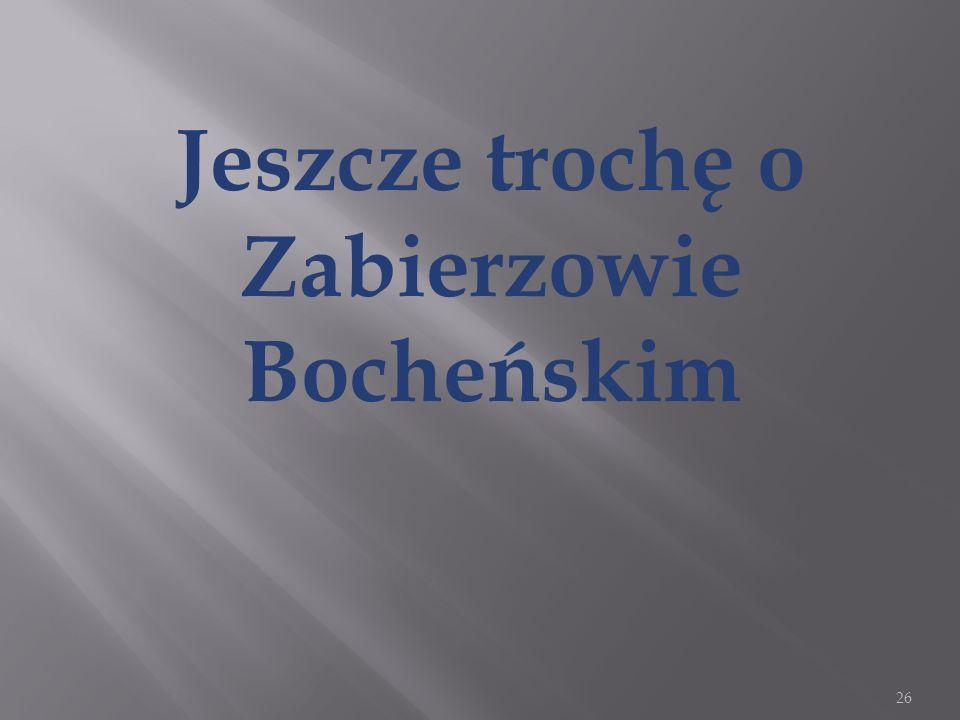 25 Obecnie znaczna część mieszkańców pracuje na terenie Niepołomic lub Krakowa. Dzięki dobrej komunikacji autobusowej z sąsiednimi miastami, mieszkańc