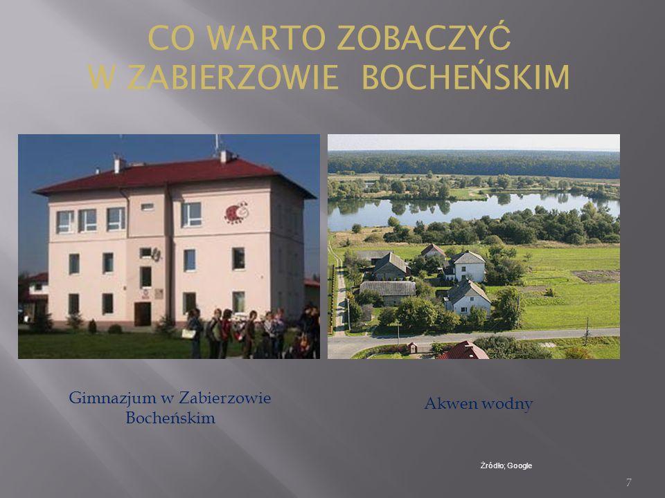 6 Na skutek I rozbioru Polski w 1772 roku teren Parafii Wawrzeńczyce na południe od Wisły znalazł się pod zaborem austriackim. W roku 1780 erygowano P