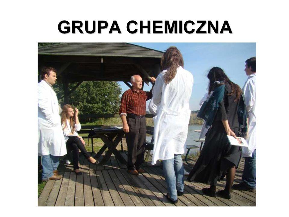 GRUPA CHEMICZNA