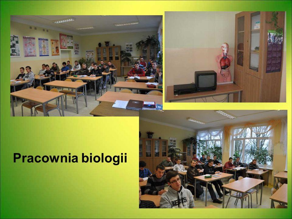 Pracownia biologii